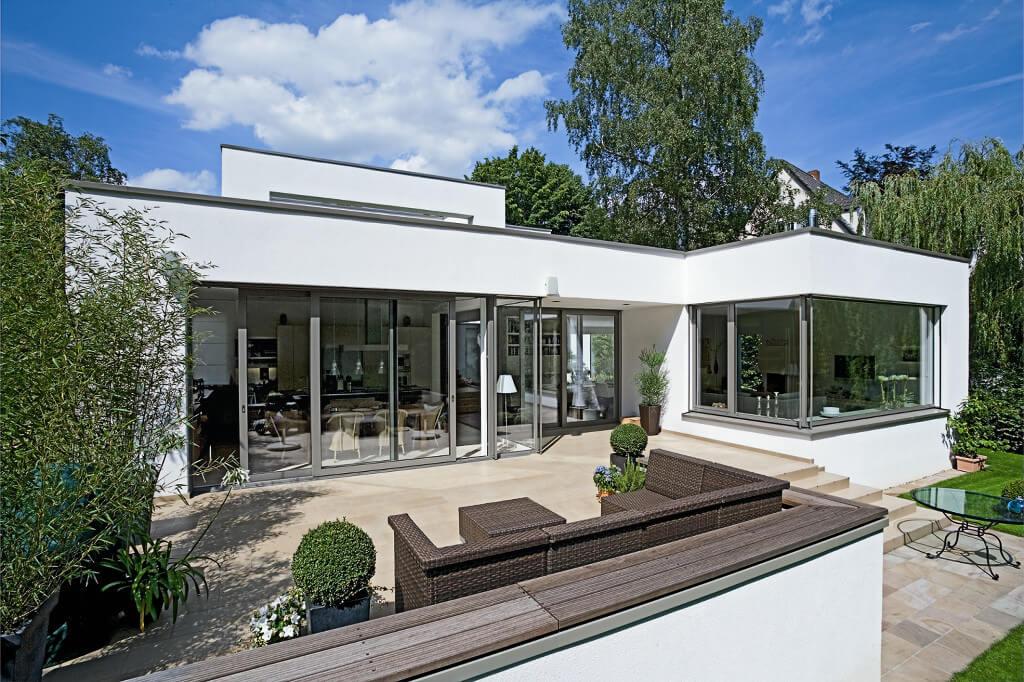 aluminium conservatory