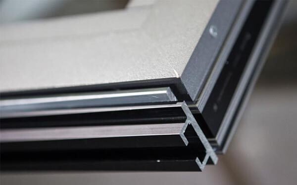aluminium windows casement that opens outwards