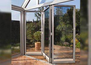 Doorwins fitting aluminium windows in North London N12