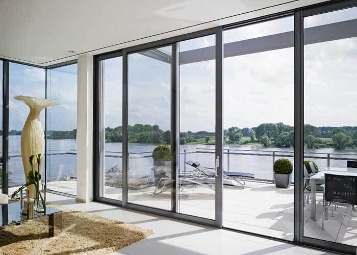 aluminium windows and doors sliding bifold doorwins london