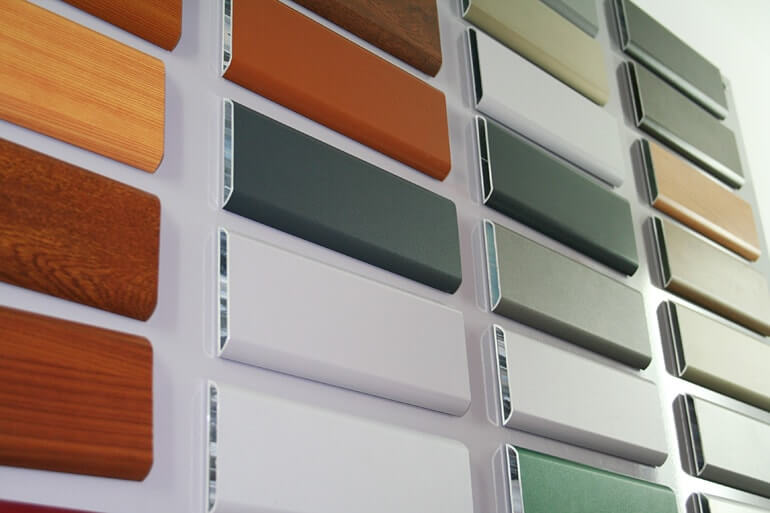 UPVC Windows and Doors Colors Varieties by doorwins