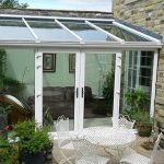 Lean To conservatories side by side