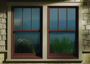 UPVC Hung Sash Windows