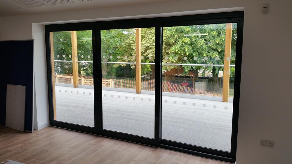 Aluminium Windows And Doors Sliding Bifold Doorwins