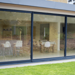 3 PANE SLIDING DOORS