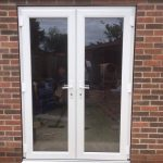 Plain French Doors