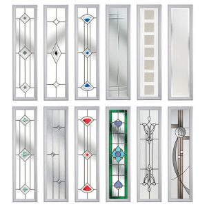 glass options for composite doors