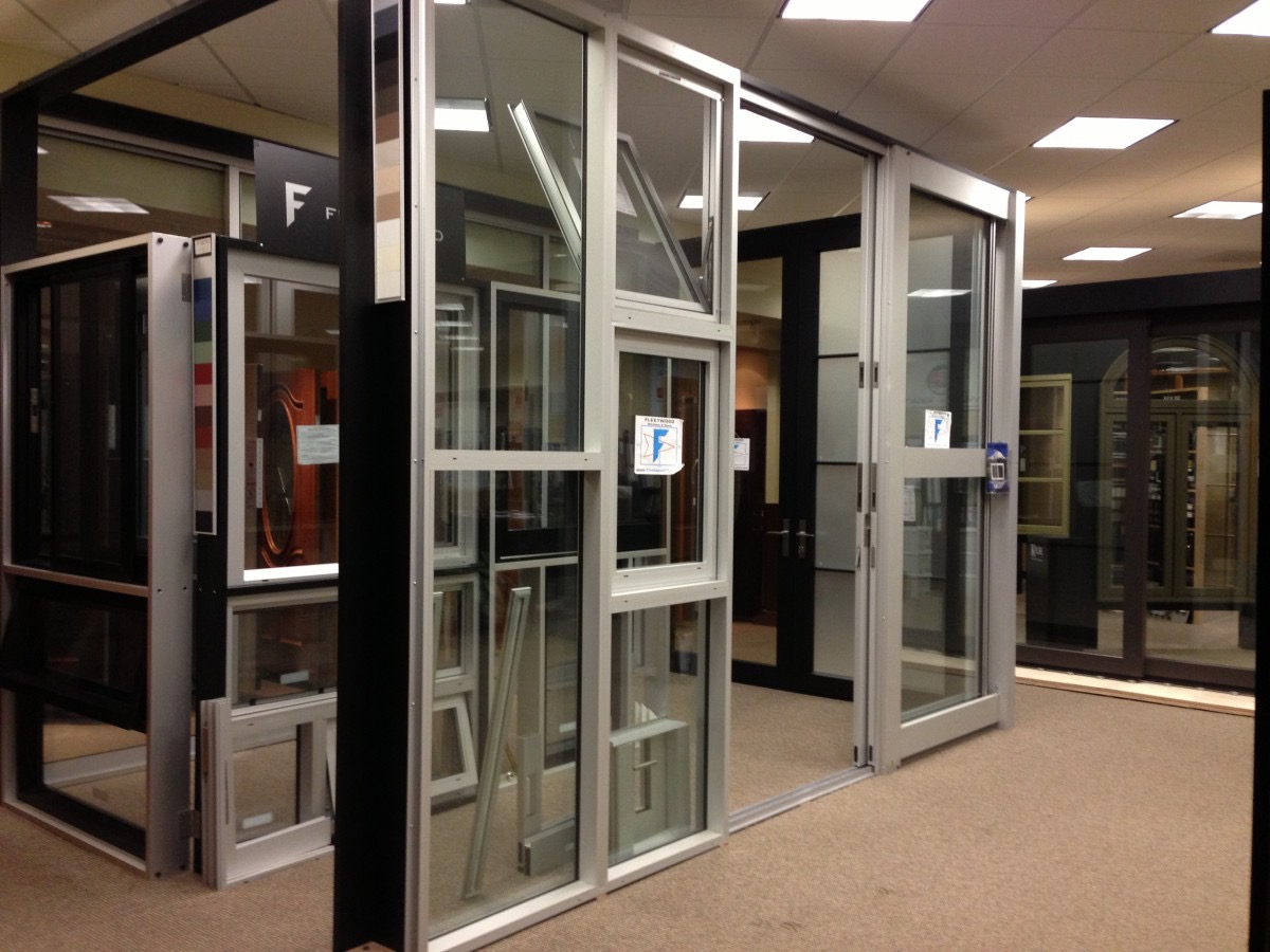 doors that are newly manufactured