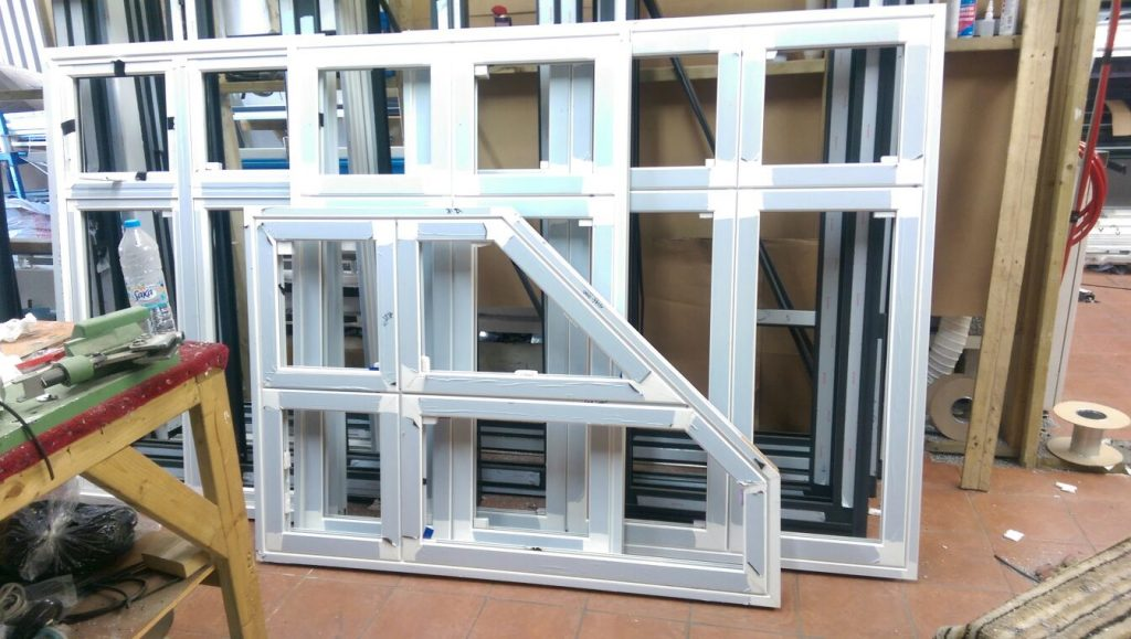 Double Glazing Manufacture for Greater London Sites