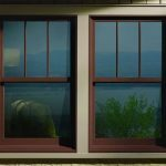 UPVC Hung Sash Windows