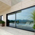 external sliding aluminium doors
